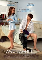 No Strings Attached - Italian Movie Poster (xs thumbnail)