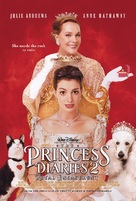The Princess Diaries 2: Royal Engagement - Movie Poster (xs thumbnail)