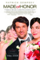 Made of Honor - Movie Poster (xs thumbnail)