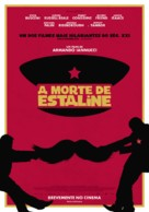 The Death of Stalin - Portuguese Movie Poster (xs thumbnail)