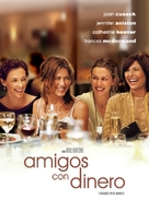 Friends with Money - Argentinian DVD cover (xs thumbnail)