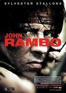 Rambo - Hungarian poster (xs thumbnail)