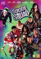 Suicide Squad - Norwegian Movie Cover (xs thumbnail)