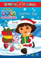 """Dora the Explorer"" - Danish DVD cover (xs thumbnail)"
