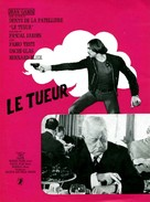 Le tueur - French Movie Poster (xs thumbnail)