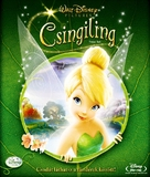 Tinker Bell - Hungarian Blu-Ray cover (xs thumbnail)