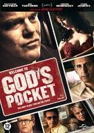 God's Pocket - Dutch DVD cover (xs thumbnail)