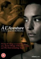À l'aventure - British DVD movie cover (xs thumbnail)