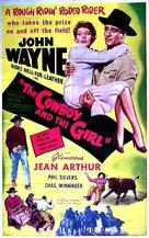 A Lady Takes a Chance - Movie Poster (xs thumbnail)