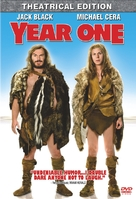 The Year One - DVD movie cover (xs thumbnail)