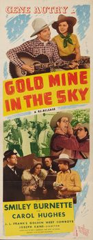 Gold Mine in the Sky - Movie Poster (xs thumbnail)