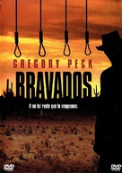 The Bravados - French DVD movie cover (xs thumbnail)