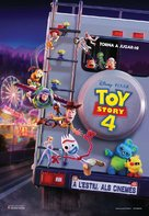 Toy Story 4 - Andorran Movie Poster (xs thumbnail)