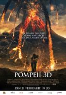Pompeii - Romanian Movie Poster (xs thumbnail)