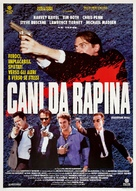 Reservoir Dogs - Italian Movie Poster (xs thumbnail)