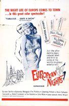 Europa di notte - Movie Poster (xs thumbnail)