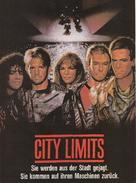 City Limits - German Movie Cover (xs thumbnail)