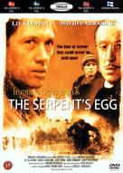 The Serpent's Egg - Danish DVD cover (xs thumbnail)