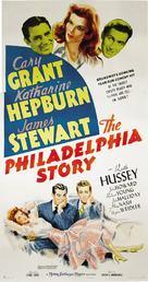 The Philadelphia Story - Theatrical poster (xs thumbnail)