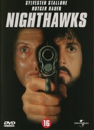 Nighthawks - Dutch DVD cover (xs thumbnail)
