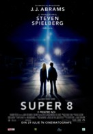 Super 8 - Romanian Movie Poster (xs thumbnail)