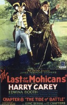 The Last of the Mohicans - Movie Poster (xs thumbnail)