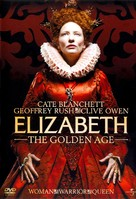 Elizabeth: The Golden Age - DVD movie cover (xs thumbnail)