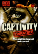 Captivity - Movie Cover (xs thumbnail)