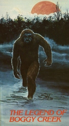 The Legend of Boggy Creek - Canadian VHS cover (xs thumbnail)