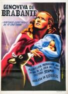 Genoveffa di Brabante - Spanish Movie Poster (xs thumbnail)