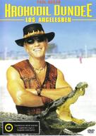 Crocodile Dundee in Los Angeles - Hungarian Movie Cover (xs thumbnail)