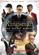 Kingsman: The Secret Service - Movie Cover (xs thumbnail)