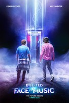 Bill & Ted Face the Music - Movie Poster (xs thumbnail)