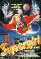 Supergirl - German Movie Poster (xs thumbnail)