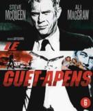 The Getaway - Belgian Blu-Ray cover (xs thumbnail)