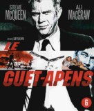 The Getaway - Belgian Blu-Ray movie cover (xs thumbnail)