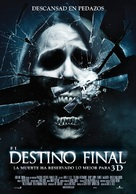 The Final Destination - Spanish Movie Poster (xs thumbnail)