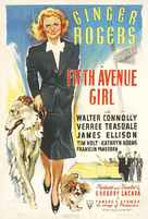 5th Ave Girl - Movie Poster (xs thumbnail)