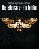 The Silence Of The Lambs - Blu-Ray movie cover (xs thumbnail)