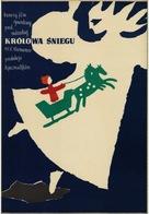 Snezhnaya koroleva - Polish Movie Poster (xs thumbnail)