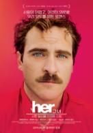 Her - South Korean Movie Poster (xs thumbnail)