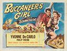 Buccaneer's Girl - Movie Poster (xs thumbnail)