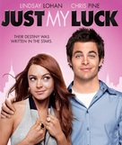 Just My Luck - Blu-Ray cover (xs thumbnail)