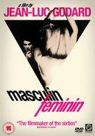 Masculin, féminin: 15 faits précis - British Movie Cover (xs thumbnail)