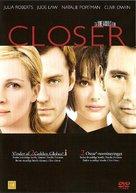 Closer - Danish Movie Cover (xs thumbnail)