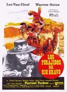 Barquero - Spanish Movie Poster (xs thumbnail)