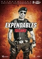 The Expendables 3 - French DVD movie cover (xs thumbnail)