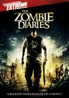 The Zombie Diaries - Movie Cover (xs thumbnail)