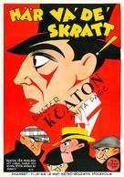 Sidewalks of New York - Swedish Movie Poster (xs thumbnail)