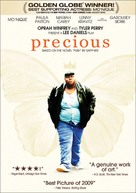 Precious: Based on the Novel Push by Sapphire - DVD cover (xs thumbnail)